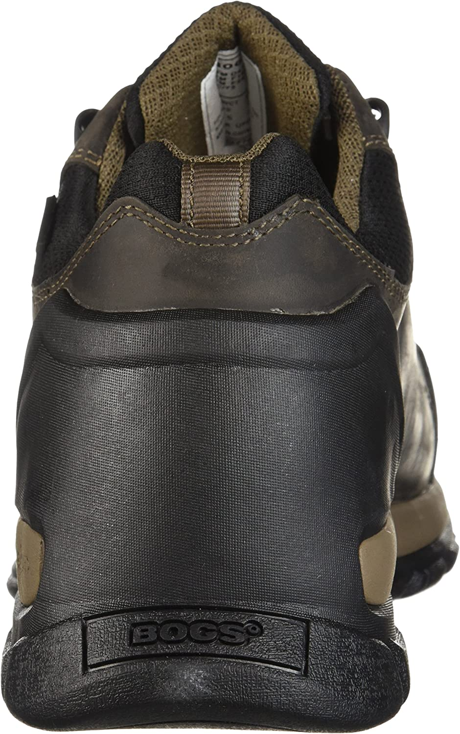 BOGS Mens Foundation Leather Low CT Industrial Boot