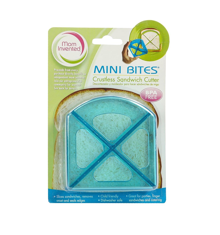 Amazon.com: Mini Bites Sandwich Cutter - Quick and Efficient ...