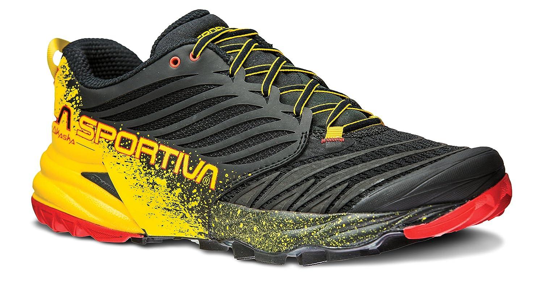 La Sportiva メンズ La Sportiva B01015M4L6 43 M EU|ブラック/イエロー ブラック/イエロー 43 M EU