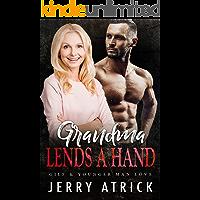 Grandma Lends A Hand: GILF & Younger Man Love