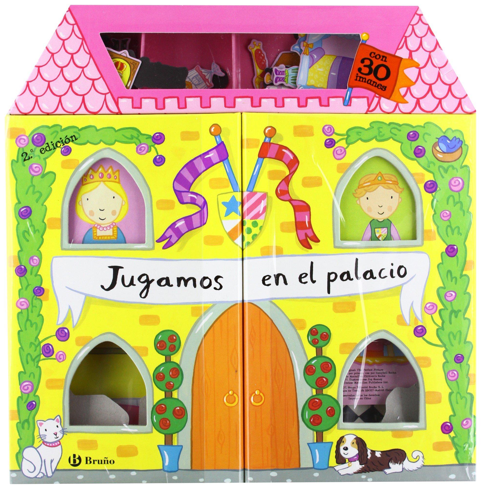Jugamos en el palacio (Spanish Edition): Joy Gosney ...