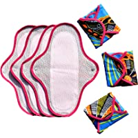 Idham Liners - Reusable Cotton Cloth Panty Liners (Bag of 7 liners)