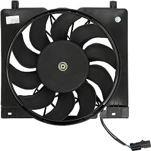 Nissens 85449 Ventilador, condensador del aire acondicionado: Amazon.es: Coche y moto