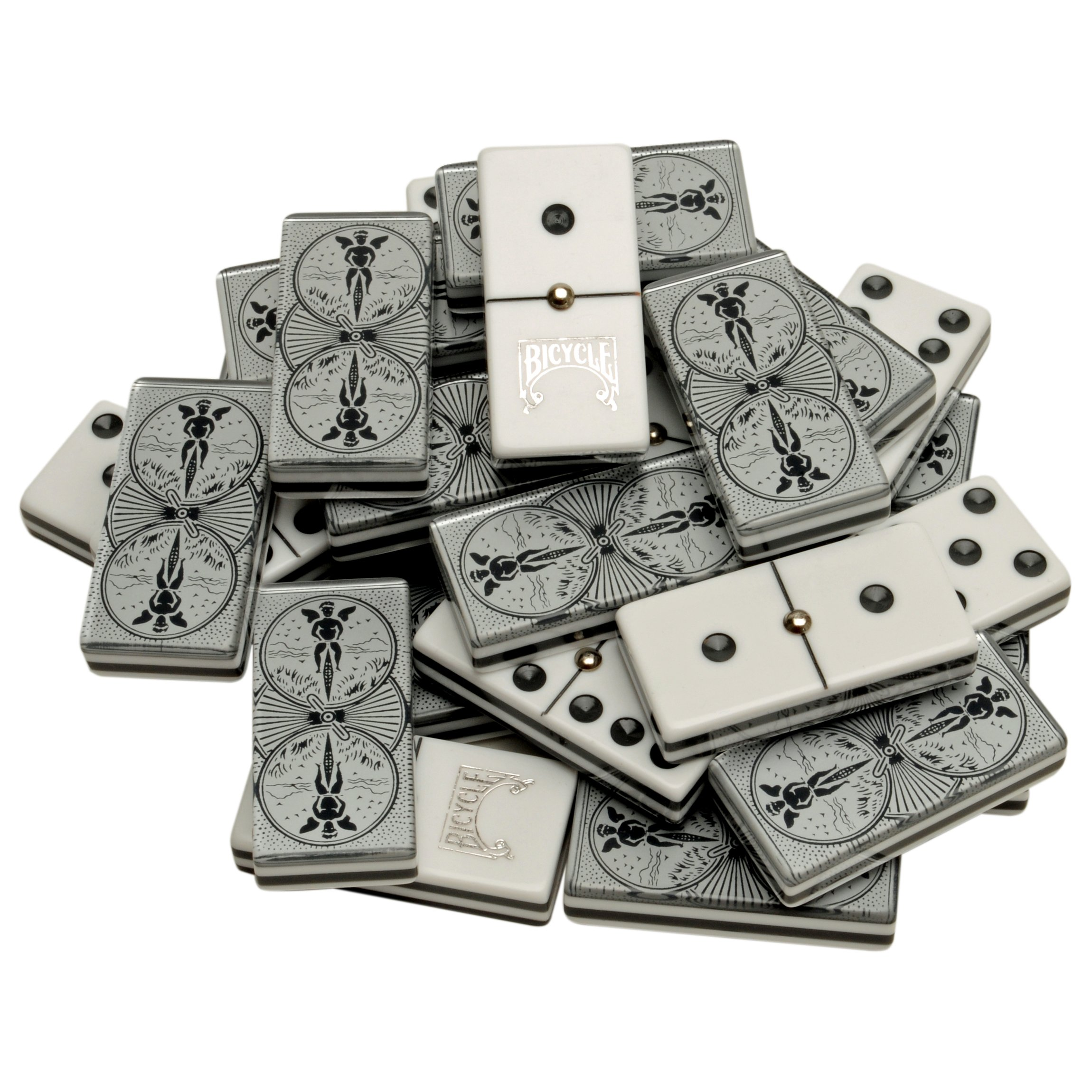 WE Games Luxury Domino Case -Double 6 by Wood Expressions (Image #2)