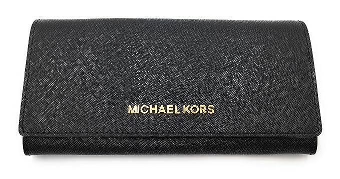 Michael Kors 35H6GYAE3L BLACK Carteras Mujer Negro TGUNI: Amazon.es: Ropa y accesorios
