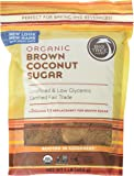 Big Tree Farms Organic Brown Coconut Sugar, Vegan, Gluten Free, Paleo, Certified Kosher, Cane Sugar Alternative…