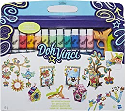 Play Doh DohVinci Manualidades, Kit