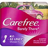 Carefree Barely There Scented 42