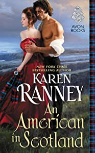 An American in Scotland (THE MACIAIN SERIES Book 3)