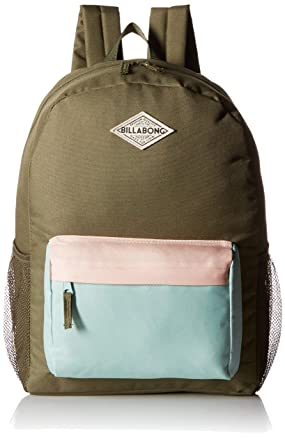1bd202c711 Amazon.com  Billabong Women s Schools Out Backpack
