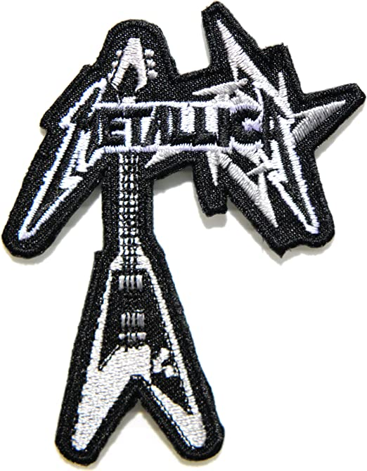 Metallica guitarra Heavy Metal Rockabilly Rock Punk Music Band ...