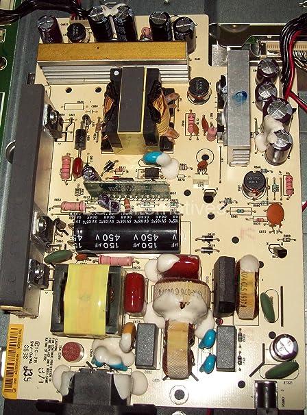 Amazon.com: Gateway LP2407, Power Supply Board, LCD Monitor Repair ...