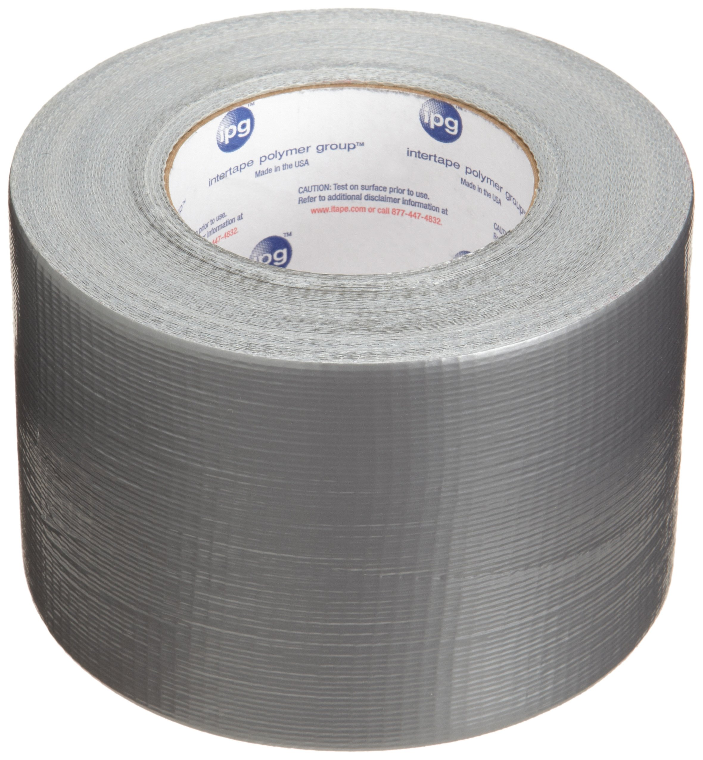 Intertape Polymer Group 4398 DUCTape, 3.77-Inch x 60-Yard by Intertape Polymer Group