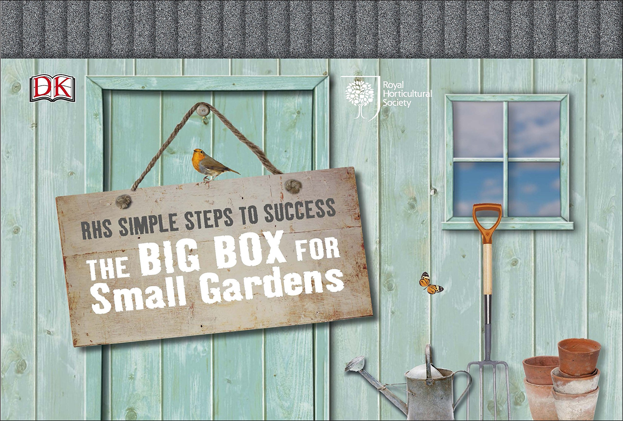 Download RHS Big Box for Small Gardens pdf epub