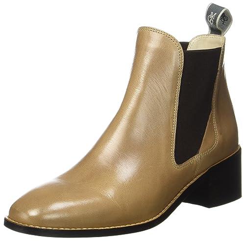 Marc OPoloMid Heel Chelsea 70714165101101 - Botas Chelsea Mujer, Color marrón, Talla