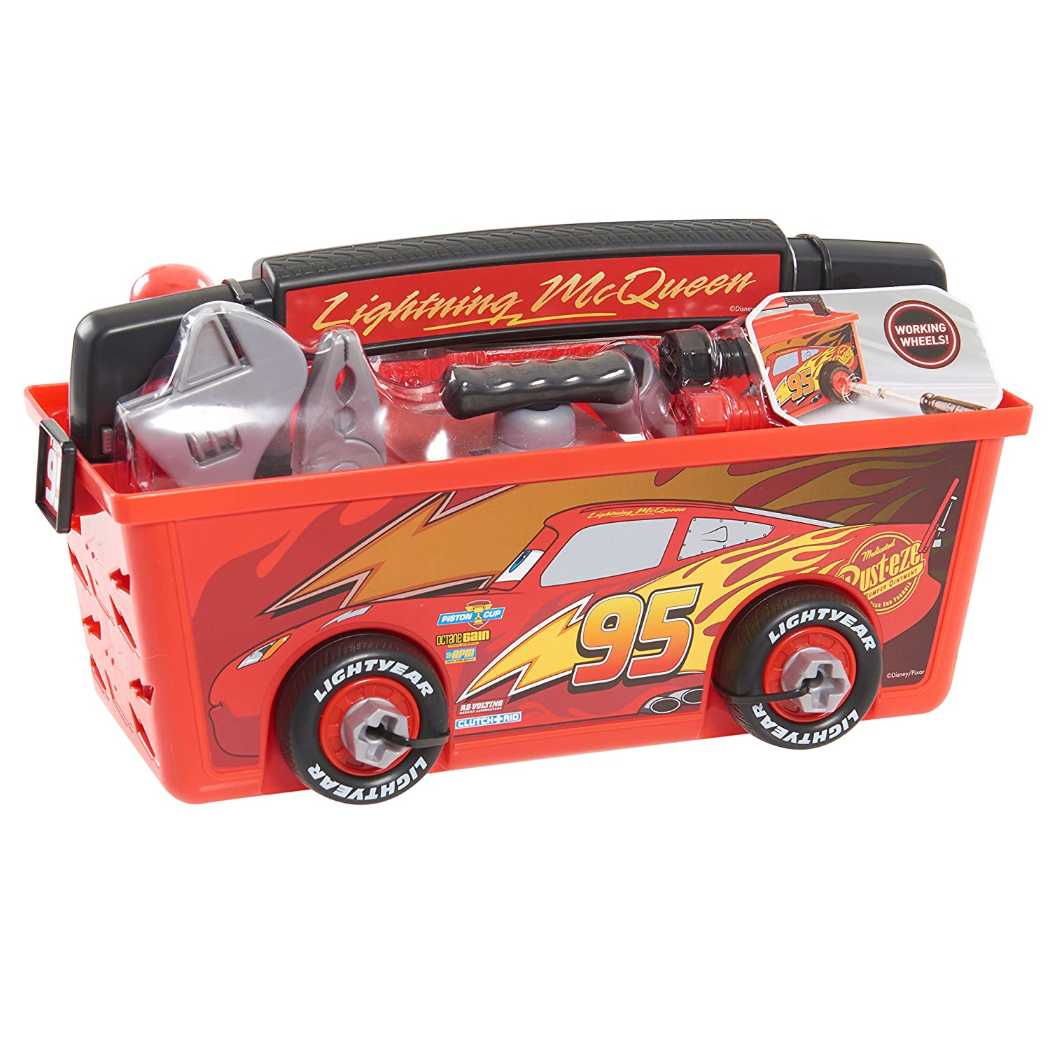 CARS 3 Quick Fix Tool Box Just Play 20015