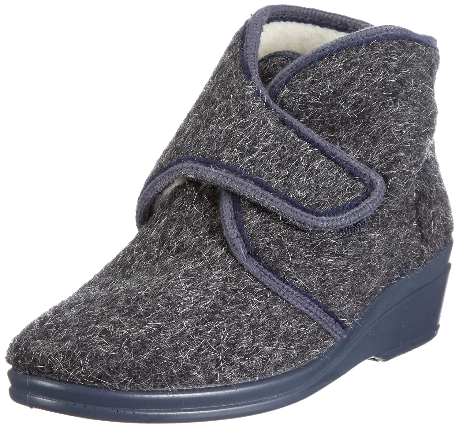 Rohde Chaussons Helga Uppsala, Chaussons femme Bleu B0168656LW femme - Blau (56 Ocean) 6bcb350 - conorscully.space