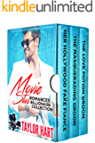 Movie Star Romances Billionaire Collection: 3 Contemporary Clean Romances