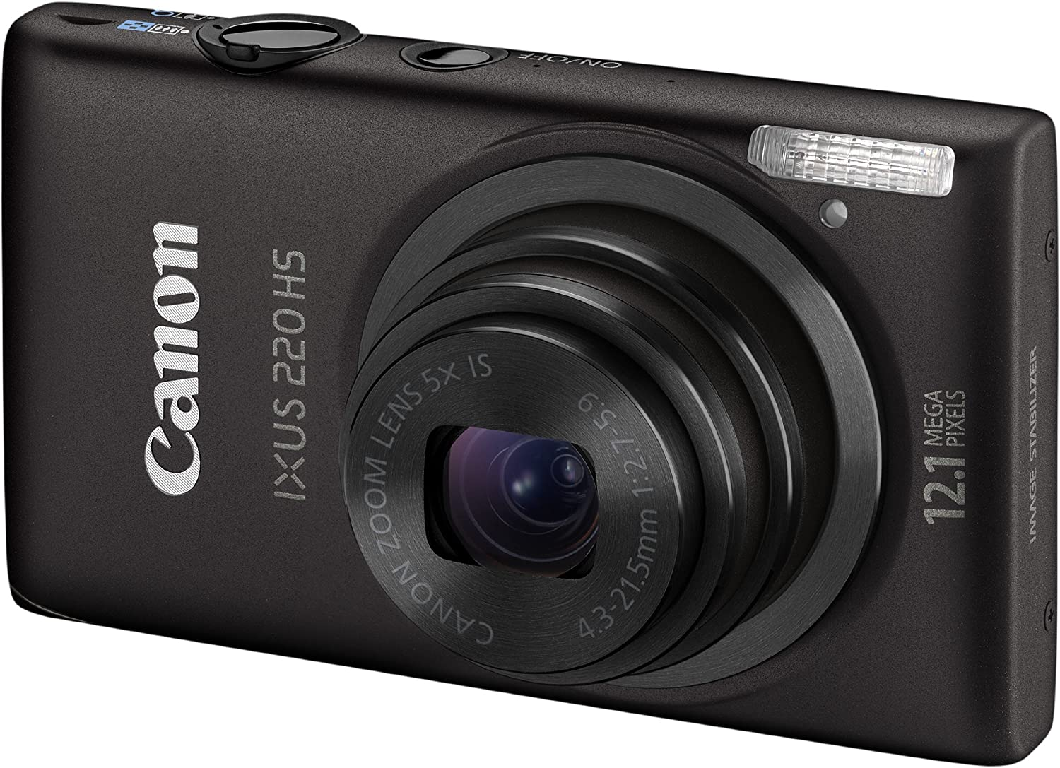 Canon 220 HS - Cámara Digital Compacta 12.1 MP: Amazon.es: Electrónica