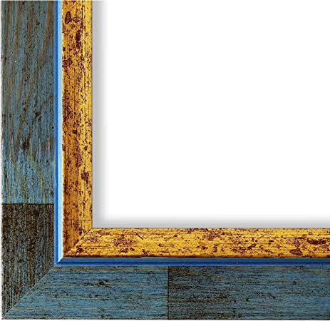 Bilderrahmen Grün Gold Catanzaro 3,9-40x40 40x50 40x60 50x60 50x70 60x80