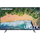 Samsung 108 cm (43 inches) 7 Series 43NU7100 4K LED Smart TV (Black)