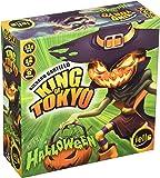 IELLO King Tokyo Halloween Strategy Board Game