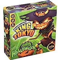 IELLO King of Tokyo Halloween Strategy Board Game