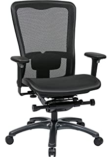 amazon com office star space collection air grid mesh back and