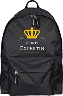 Shinty experte sac à dos noir multifanshop