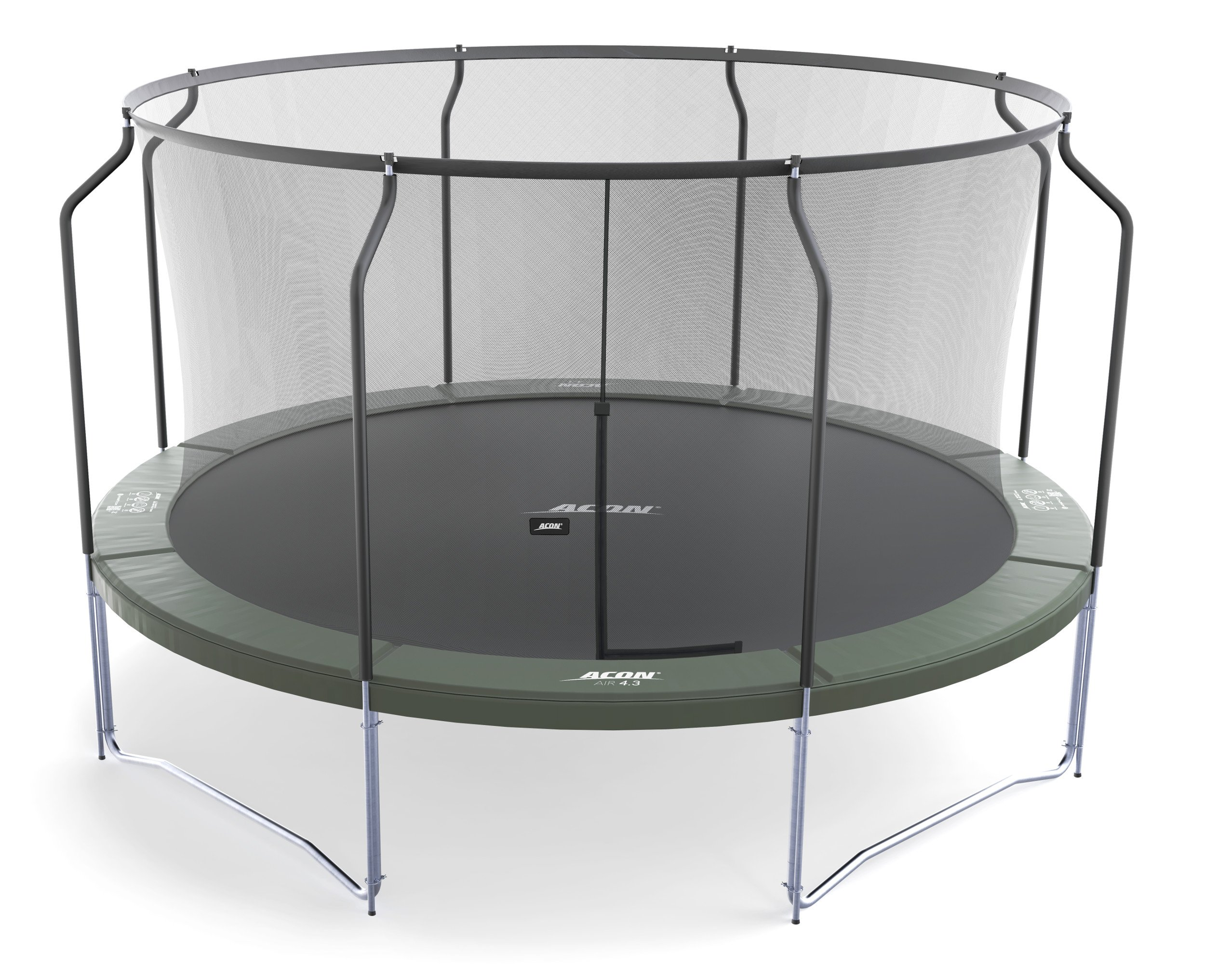 ACON Air 4.6 Trampoline 15' with Premium Enclosure by Acon