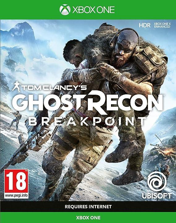 Tom Clancys Ghost Recon Breakpoint - Xbox One [Importación inglesa]: Amazon.es: Videojuegos
