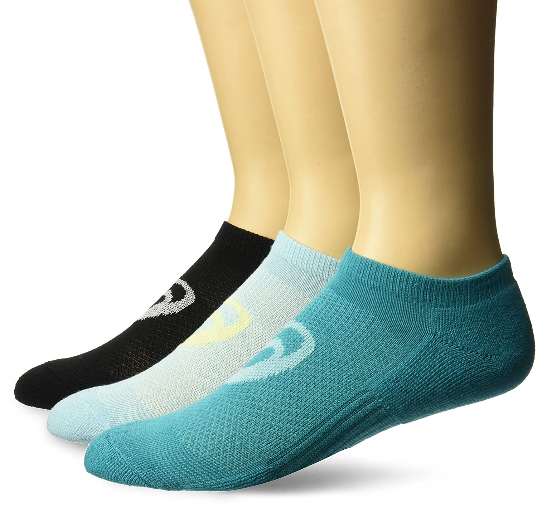 da410e7479d ASICS Women's's Invasion No Show (6 Pack) Socks: Amazon.co.uk: Sports &  Outdoors