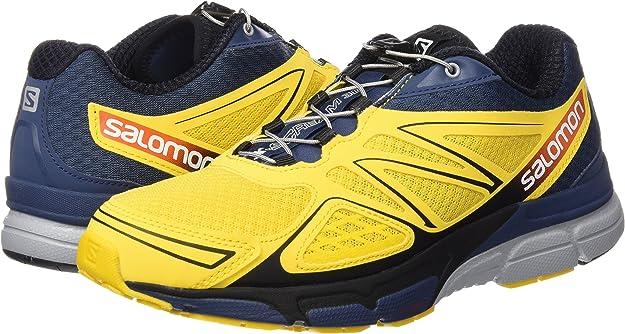 Salomon X-Scream 3D Hombre Calzado de trail running - Amarillo ...