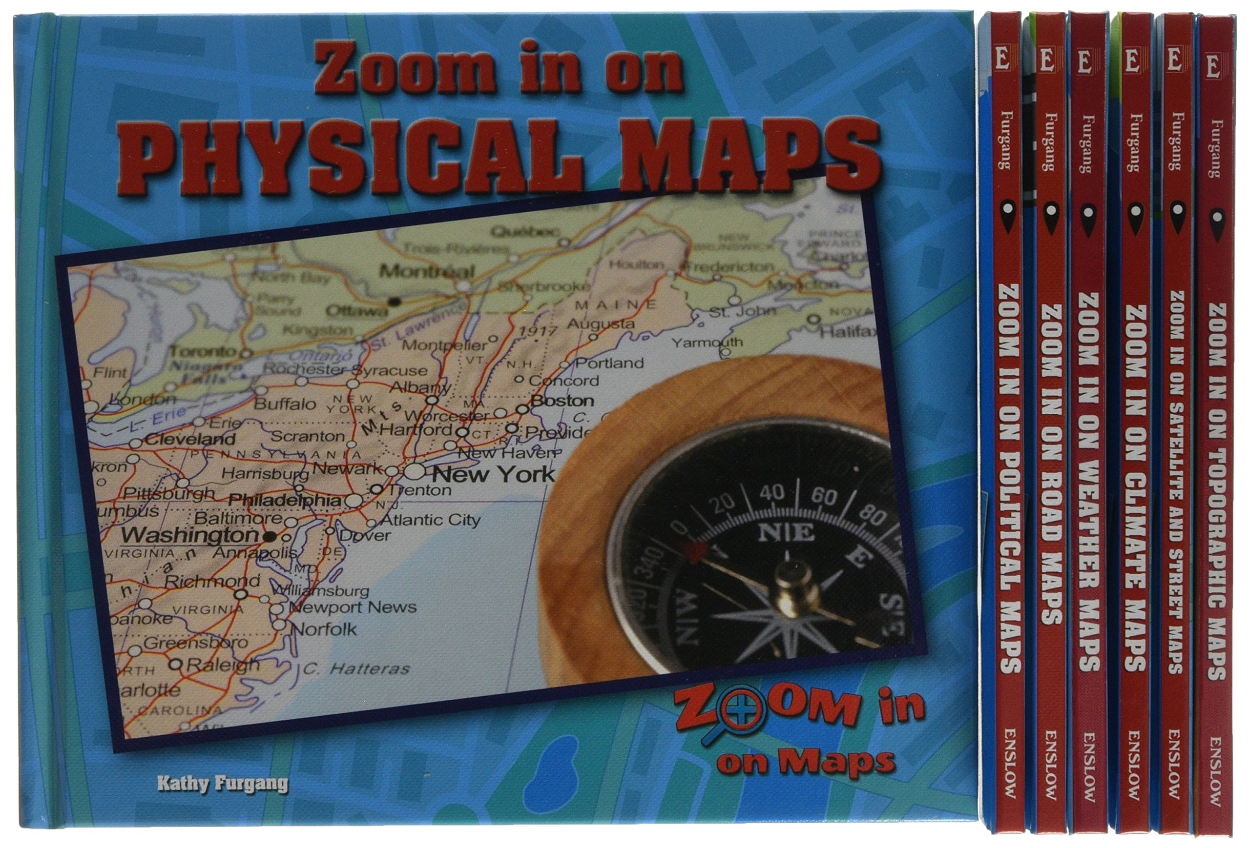 Zoom in on Maps: Kathy Furgang: 9780766092396: Amazon.com: Books Zoom Map Of East Coast Us on zoom map of asia, zoom map of israel, zoom map of middle east,