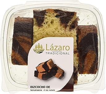 Lázaro Bizcocho Marmol Calado 350 g: Amazon.es: Alimentación y bebidas
