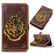 Galaxy S8 Case,S8 Wallet Case - Antique Book Style Pattern Slim Wallet Card Flip Stand PU Leather Pouch Case Cover for Samsung Galaxy S8 Smart Phone