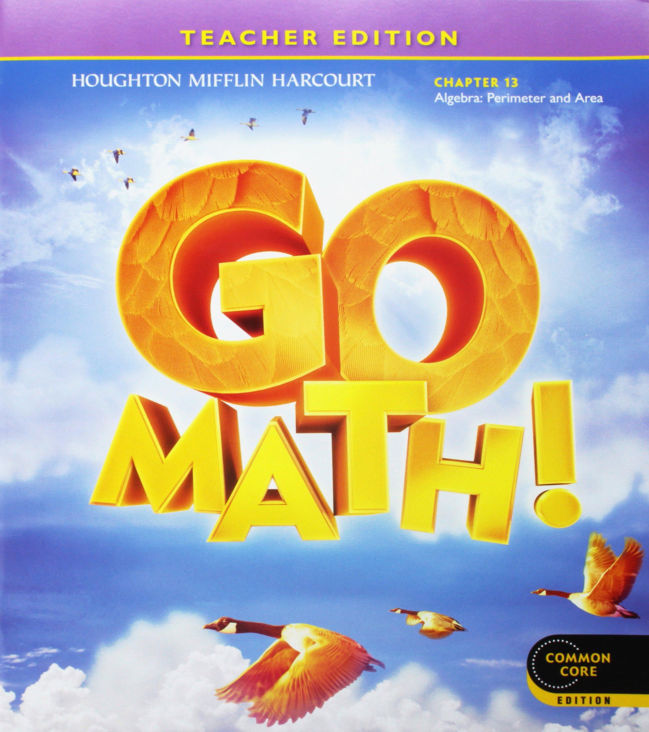 Teacher Edition & Planning Guide Bundle Grade 4 2012 (9780547643120):  Houghton Mifflin Harcourt: Books