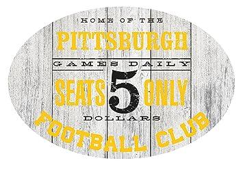 Amazon Com Photosteel Home Of The Pittsburgh Football Club Metal