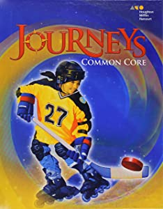 Journeys: Common Core Student Edition Grade 5 2014