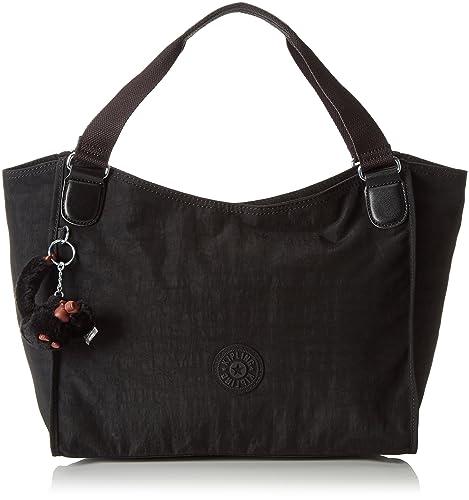 Kipling Sarande N Women s Shoulder Bag - Black  Amazon.co.uk  Shoes ... 3216fc1378542