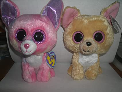 09474b4195d Image Unavailable. Image not available for. Color  Ty Beanie Boos Cancun  and Nacho ...