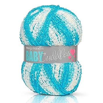 Amazon com: Mary Maxim Baby Cuddles Yarn