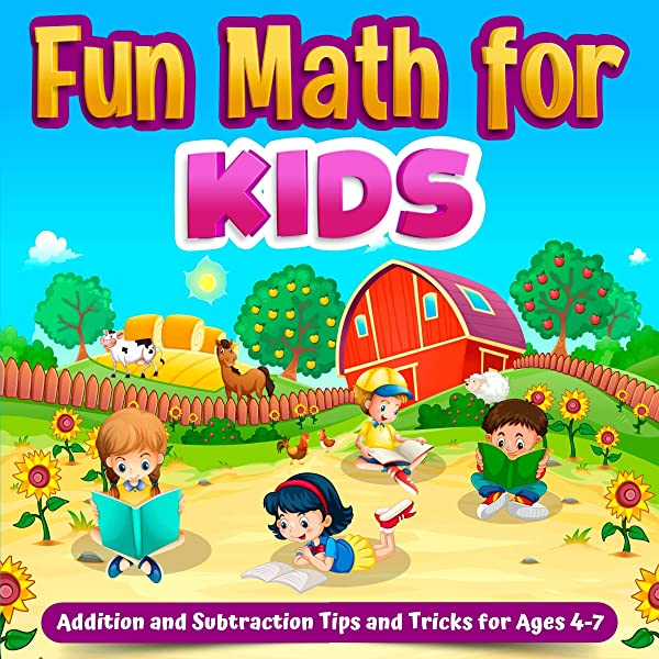 Amazon Com Fun Math For Kids Addition And Subtraction Tips And Tricks For Ages 4 7 Audible Audio Edition Emily Tucker Elaine Chaney Emily Tucker Audible Audiobooks