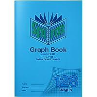 Spirax P135 Grid Book A4 5Mm 128Pg