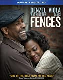 Fences [BD/Digital HD Combo] [Blu-ray]