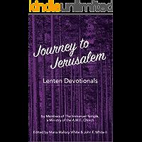 Journey to Jerusalem: Lenten Devotionals