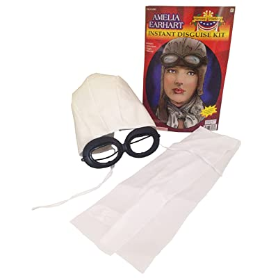 Forum Amelia Earhart Instant Disguise Kit: Toys & Games