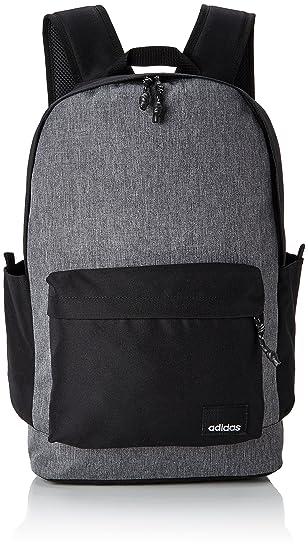 Adidas BP Daily XL Mochila Tipo Casual, 25 cm, 25 litros, Negro/Negro/Blanco: Amazon.es: Equipaje
