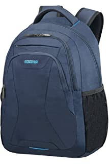 Sac ordinateur American Tourister AT Work 14 pouces Midnight Navy bleu