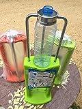 EcoGam COMP Compacto Compacteur de bouteilles Orange